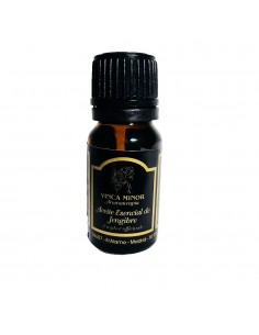 Jengibre (Zinjiber officinale) - Aceite Esencial 10 ml