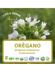Oregano (Origanum compactum oil) - Aceite Esencial 10 ml