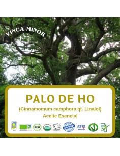 Palo de Ho (Cinnamomum camphora QT. Linalol) - Aceite Esencial 10 ml