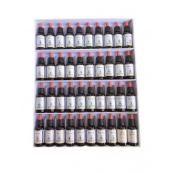 Set 30 ml Flores de Bach ingles marca Healing Herbs